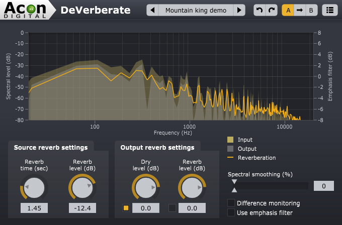 DeVerberate 1.5