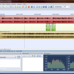Acoustica's Multitrack Editor