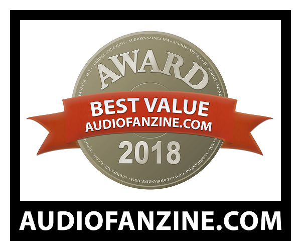 Best Value Award & audiofanzine.com