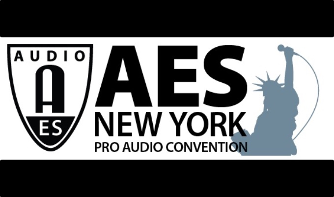 AES Pro Audio Convention in New York