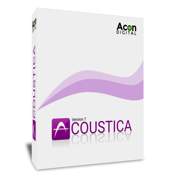 Acoustica Standard Edition 7.x