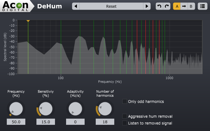 Restoration Suite | Noise Reduction Plug-ins