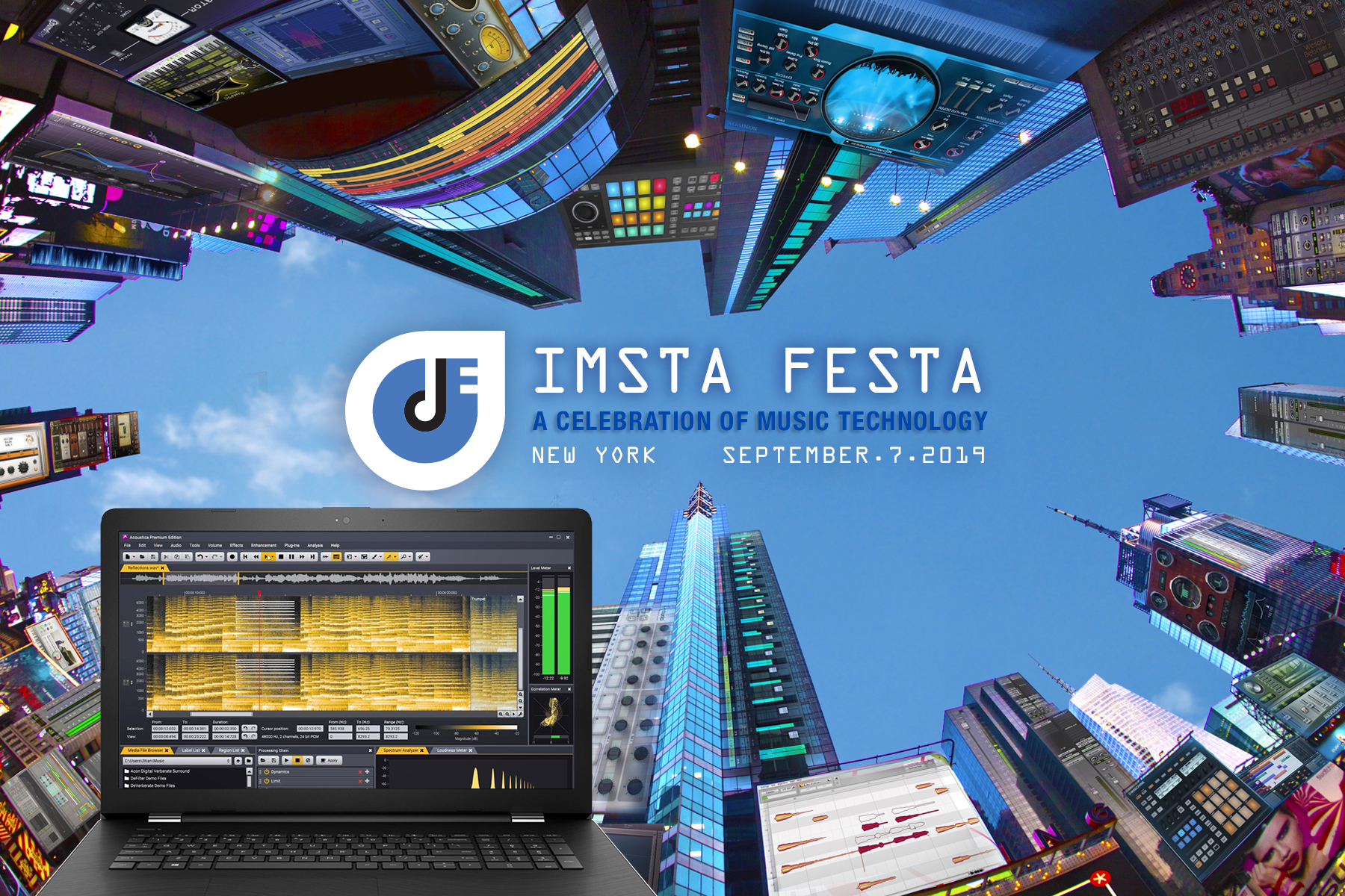 Acon Digital at IMSTA FESTA New York 2019