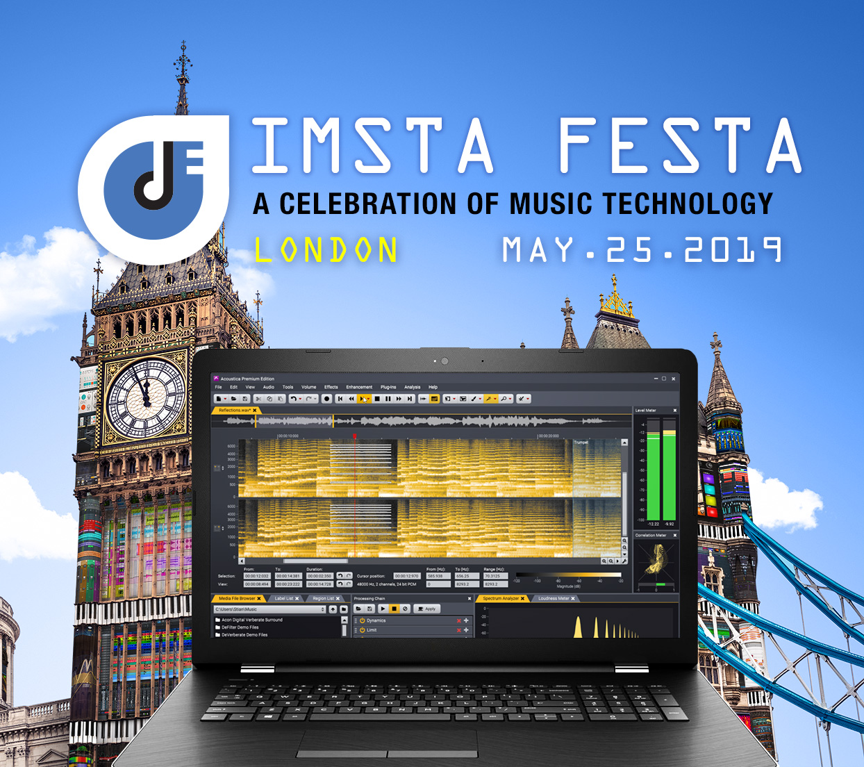 Acon Digital at IMSTA FESTA London 2019
